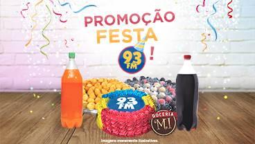 PROMOÇÃO FESTA 93!!