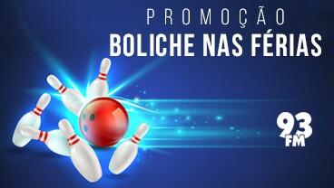 PROMOÇÃO BOLICHE NAS FÉRIAS!!!