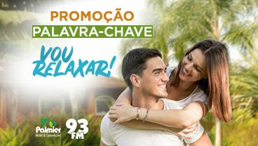 Palavra chave - Vou Relaxar!