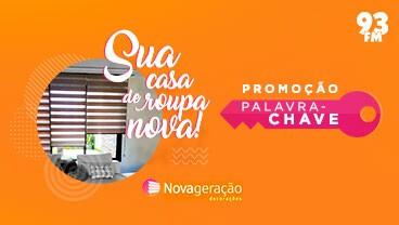 PALAVRA CHAVE SUA CASA DE ROUPA NOVA